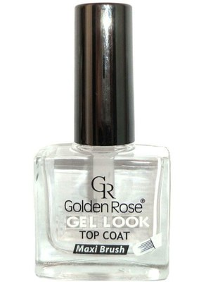 Golden Rose лак  gel look top